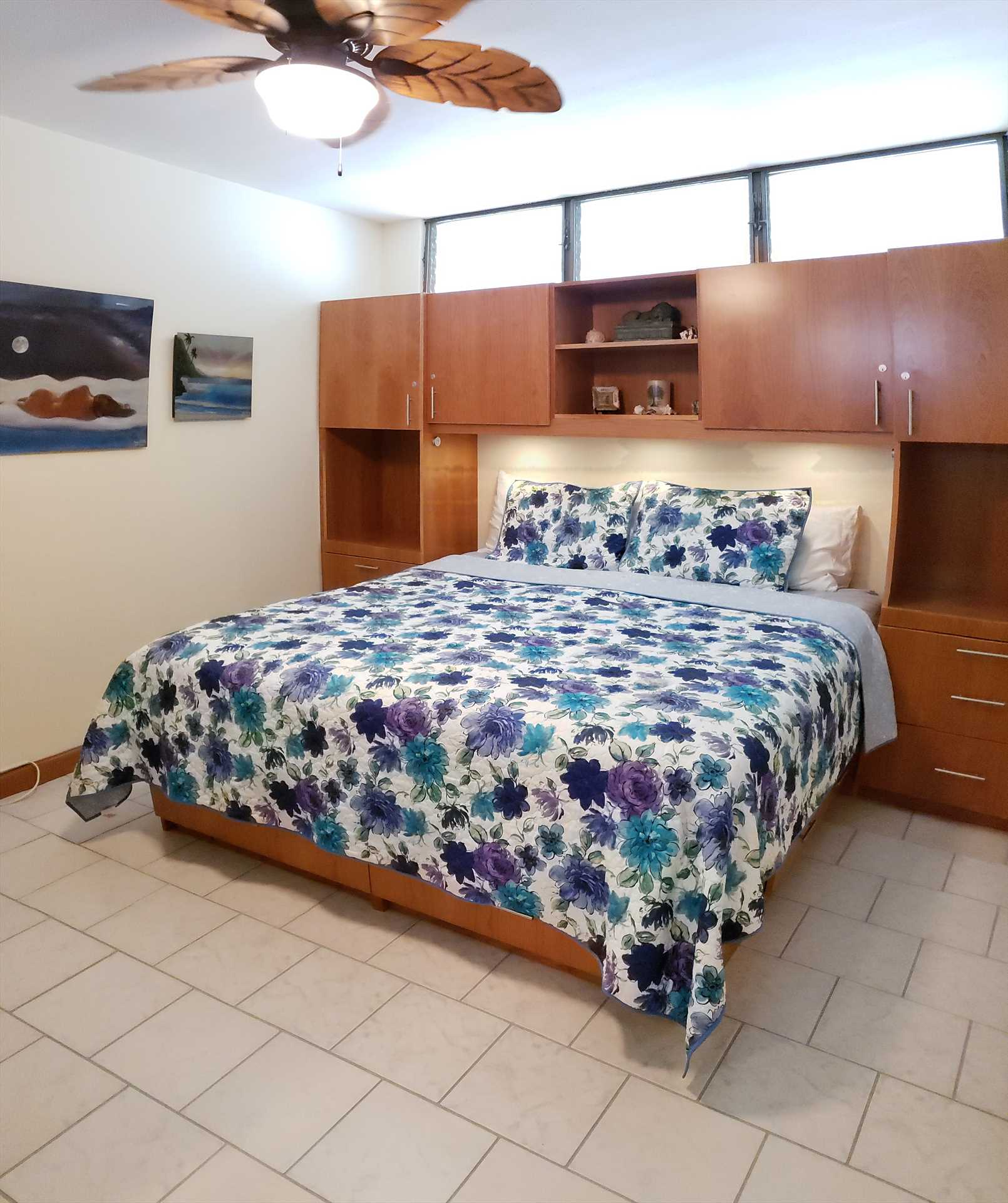 Master bedroom new built in furniture year 2020