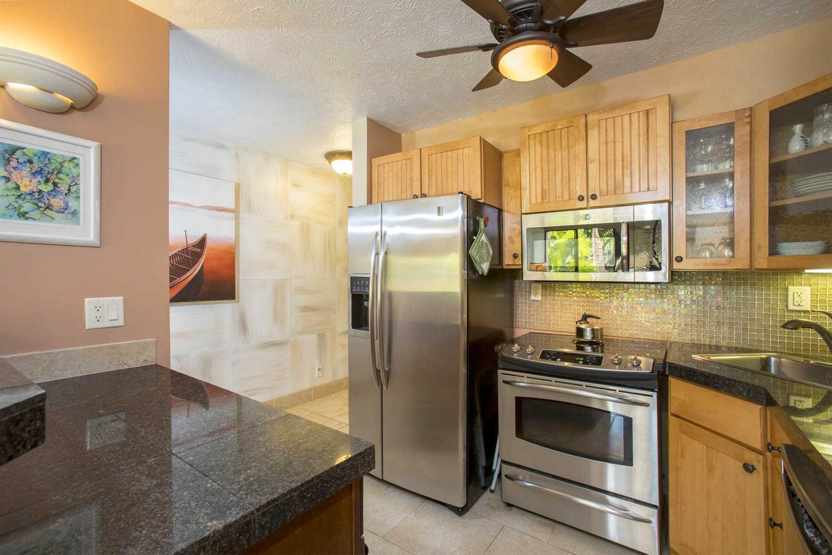Remodeled fully upgraded kitchen