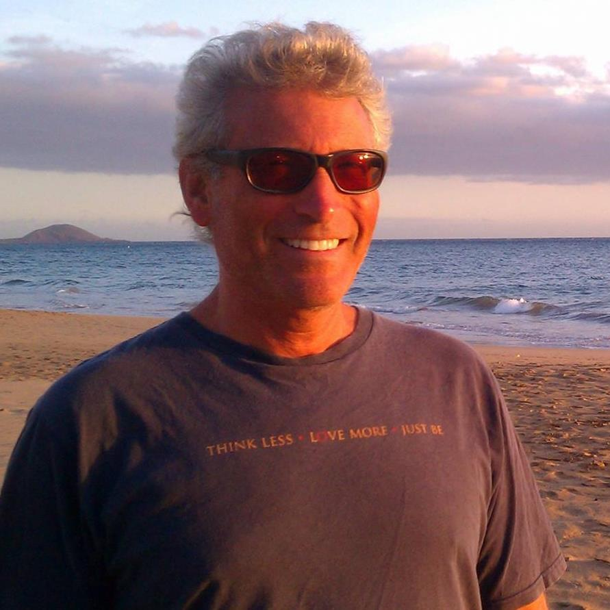 """Steve Freid host of """"Life on Maui"""""""