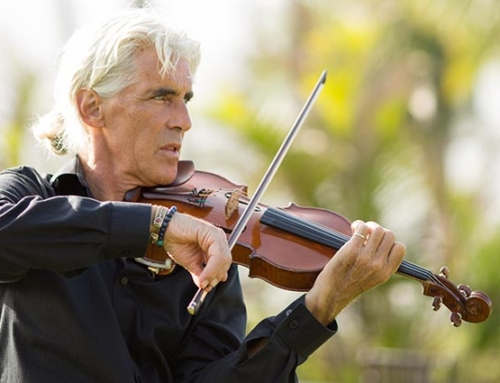 Interview with Maui Violinist Don V. Lax