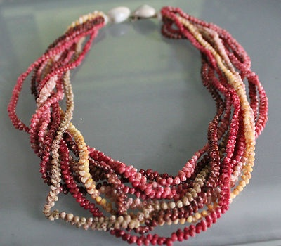 Niihau Shell Lei Necklace